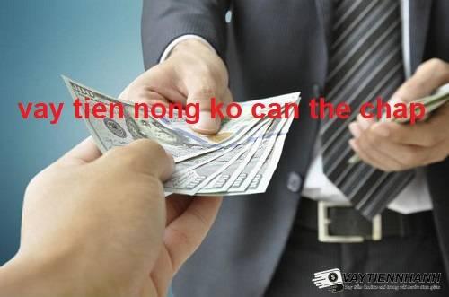 Vay tien nong ko can the chap 4